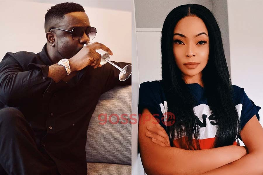 Sarkodie and Rouge
