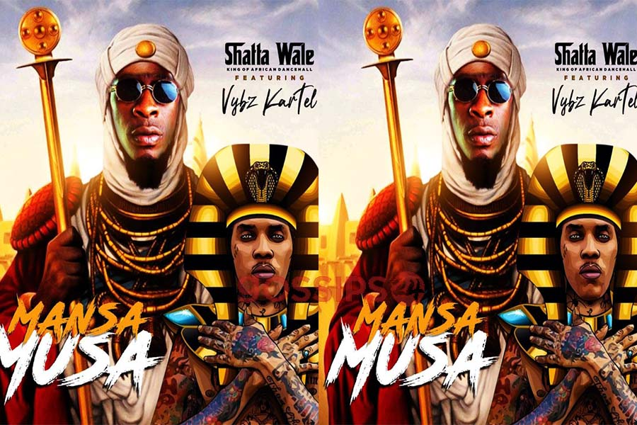 Shatta Wale ft Vybz Kartel - Mansa Musa