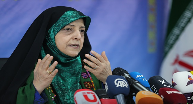 Iran's vice president tests positive for Coronavirus 1