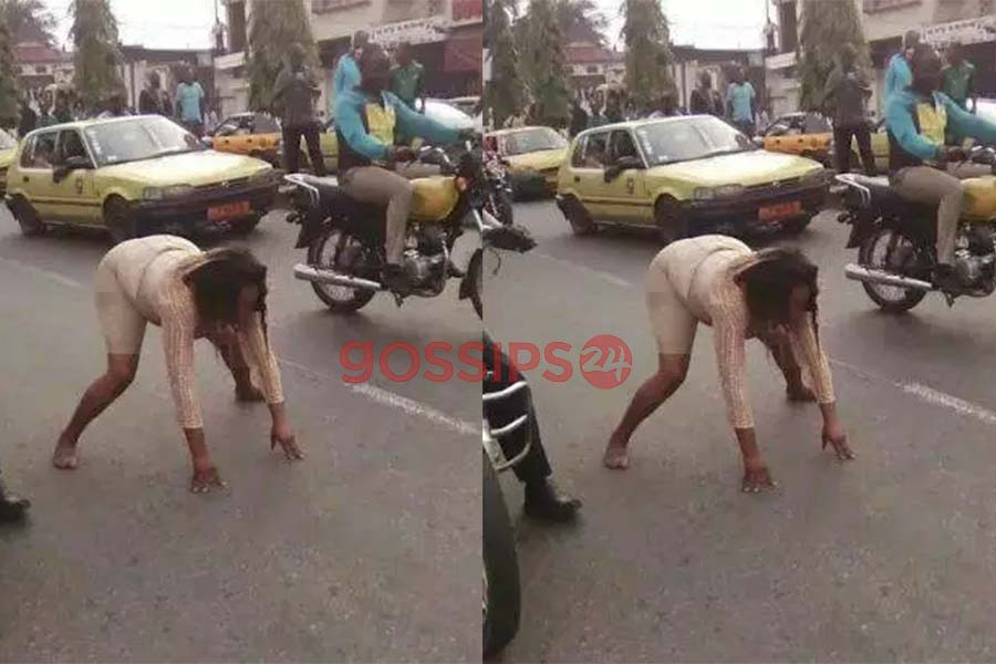 student goes mad after she was cursed by her boyfriend for stealing his phone