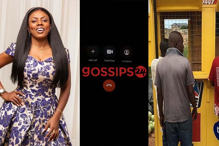Nana Aba Anamoah drills mobile money fraudster