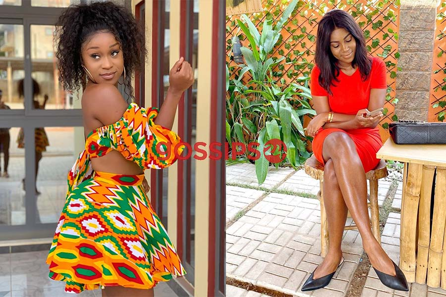 Efia Odo and Yvonne Nelson, Efia Odo replies Yvonne Nelson over suggestions on giving secretly
