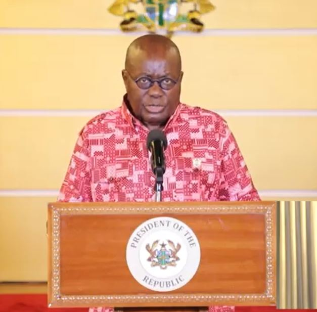 Free electricity for the poor and needy for the next 3 months - President Akufo-Addo declares