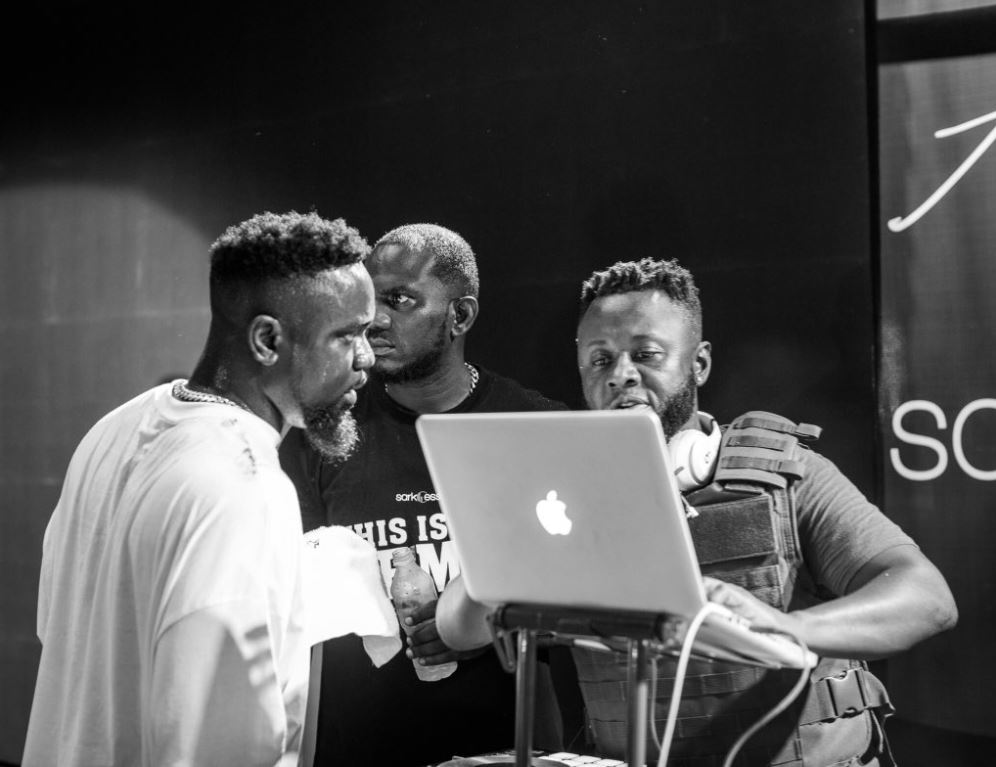DJ Mensah drops five facts about Sarkodie you didn't know