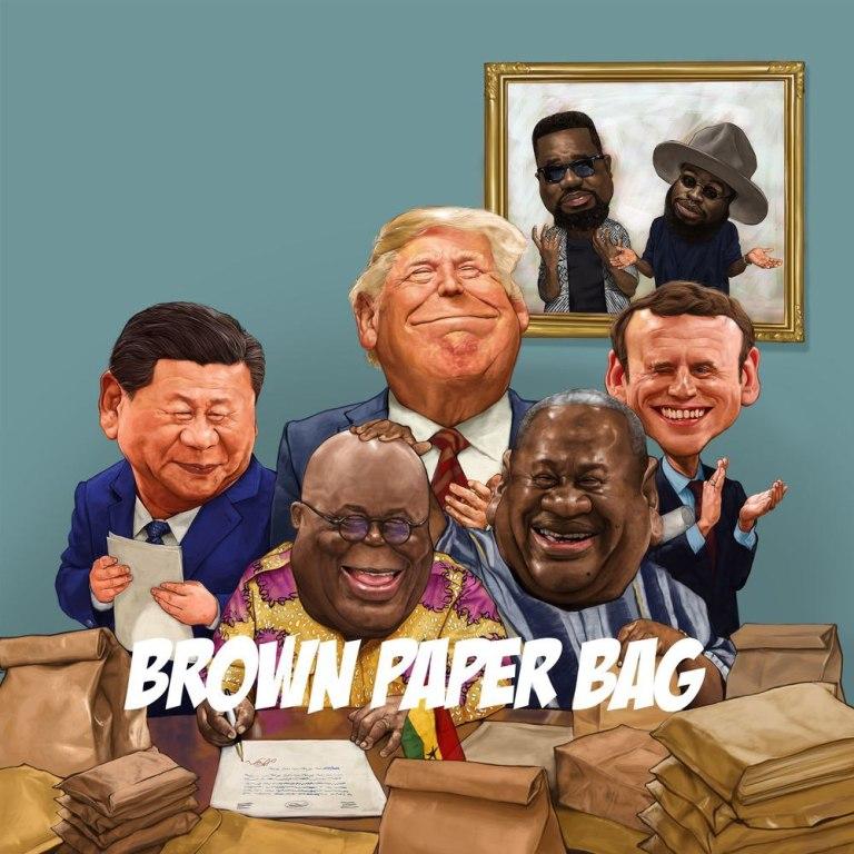 Sarkodie ft Manifest - Brown Paper Bag