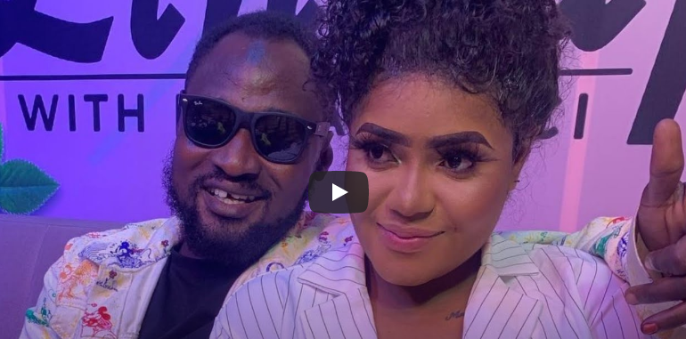 Funny Face proposes to new girlfriend with huge assets on live TV