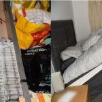 Police find GHc404,957,427 under the mattress of a thief