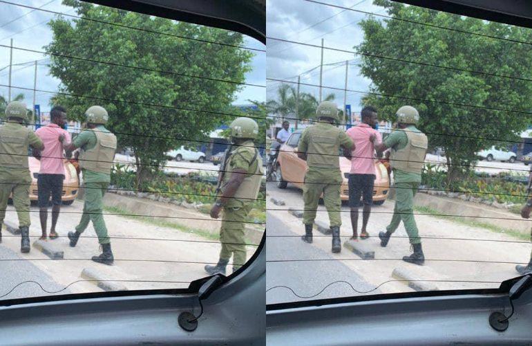 Bernard Morrison arrested in Tanzania