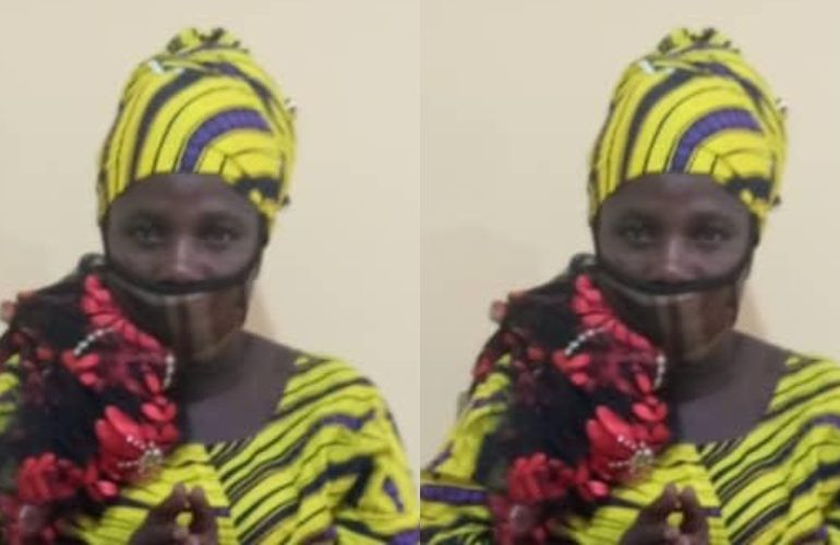 Hajia Sirina Mohammed, Lady who accused Akua Denteh of witchcraft tells court