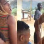 Slay queen dies shortly after twerking for her boyfriend at a spot