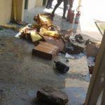 Fire guts University of Education laboratory