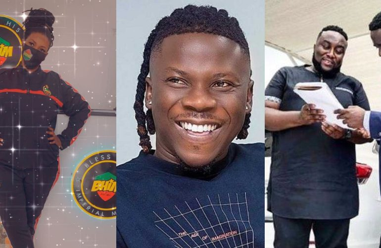 Aisha Modi speaks after Stonebwoy punched Sarkodie's manager
