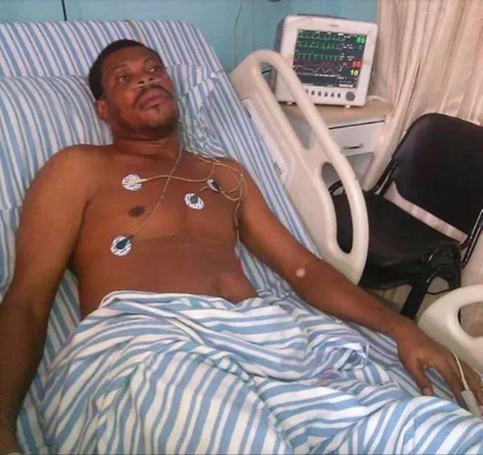 actor Waakye down with stroke