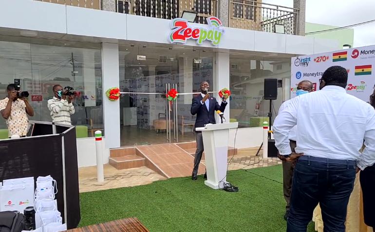 Zeepay opens first branch office at Kasoa
