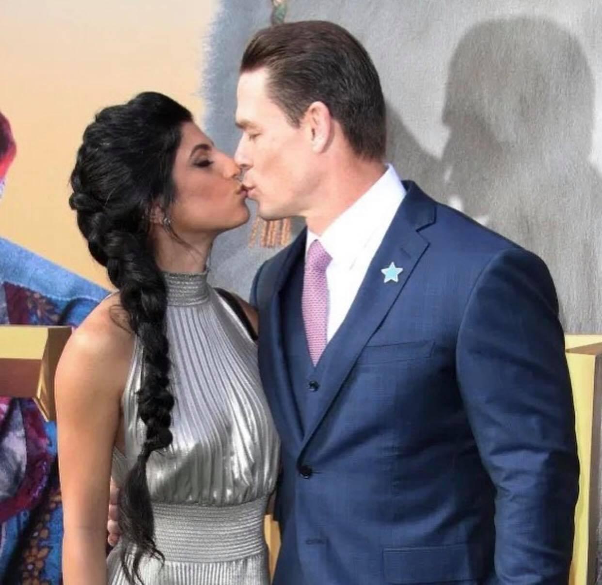 WWE legend John Cena marries in secret wedding