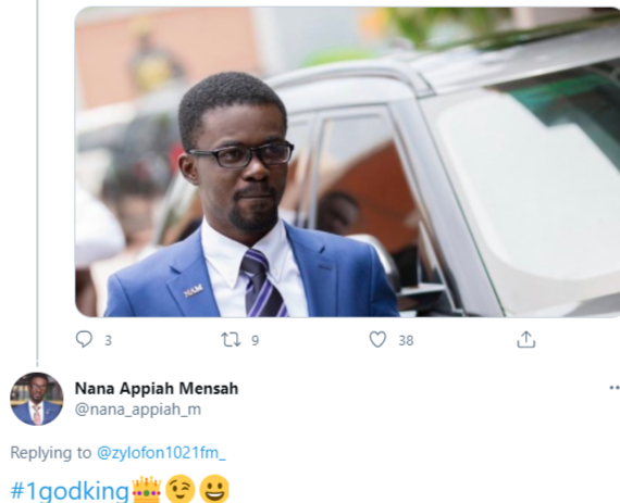 Angry Menzgold Customers Lash Nana Appiah Mensah For Joining The Viral 1 Train 2