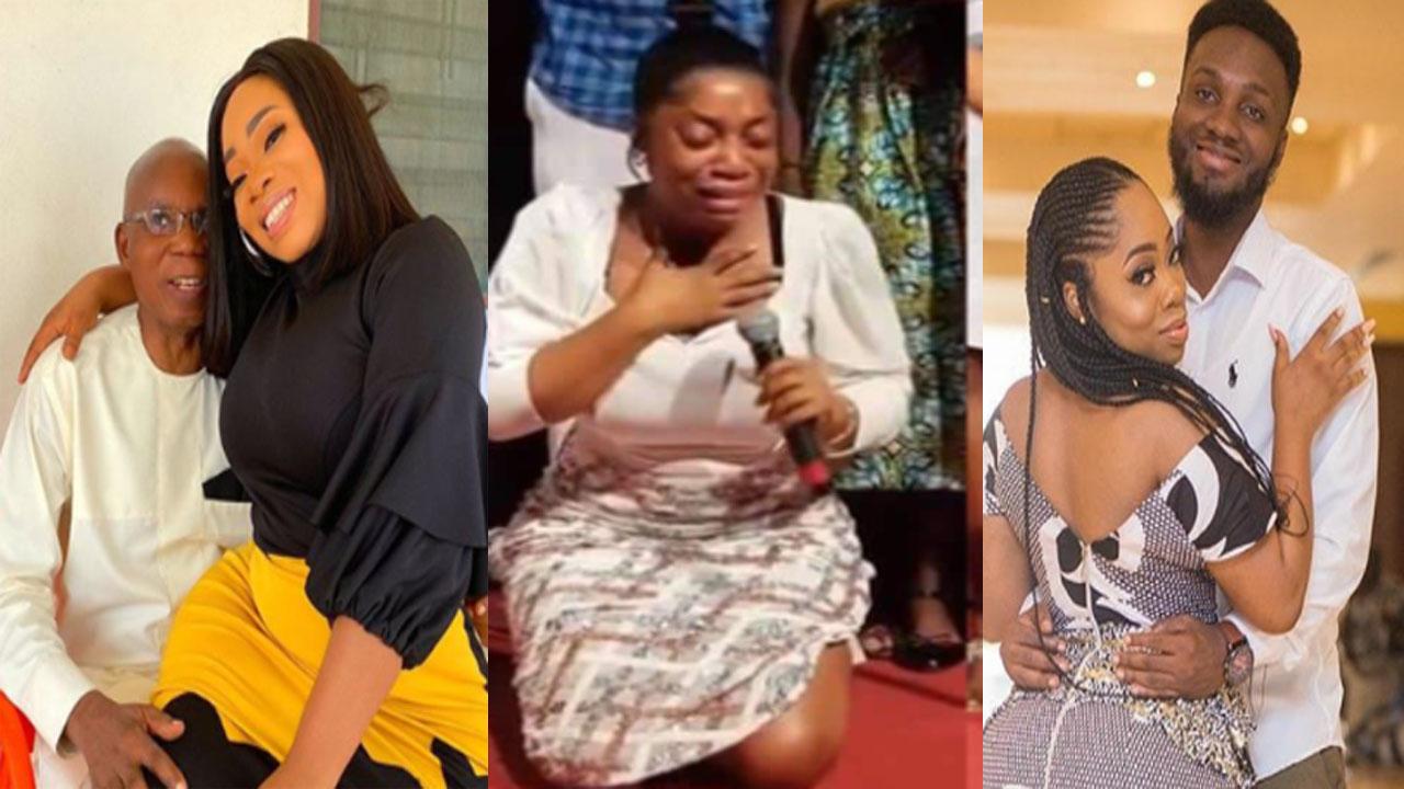 Moesha Boduong's family begs Ghanaians