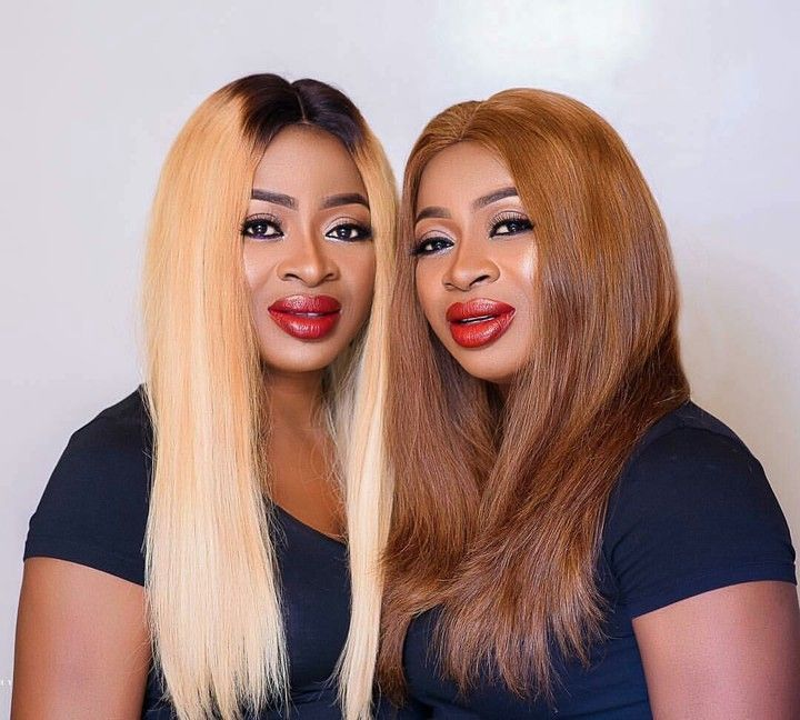 Nollywood Twins Chidiebere, Chidimma Aneke Get Social Media Booming As They Celebrate Their Birthday