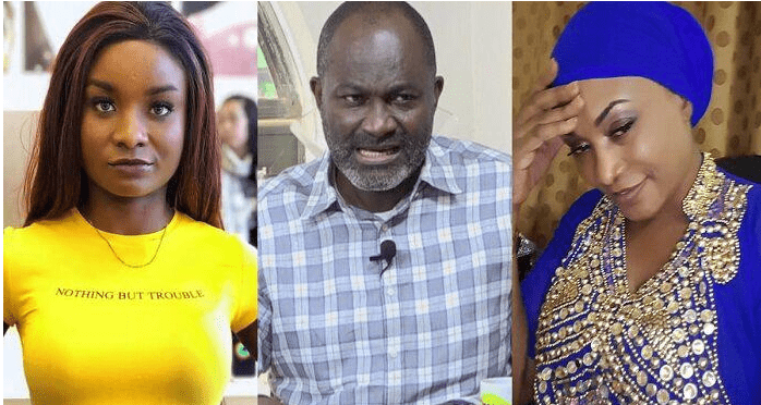 Baby Mama Of Kennedy Agyapong Ruins Curses On Him-Video
