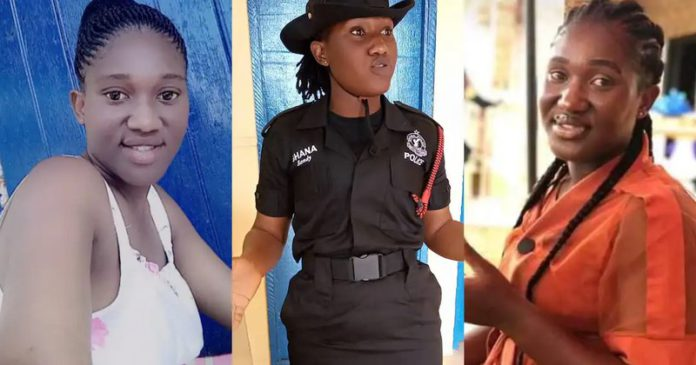 Video Of Female Police Constable Killed By Boyfriend Been Laid To Rest